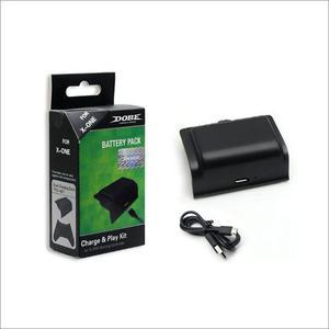 Xbox One Pila Batería Recargable 400 Mah + Grips