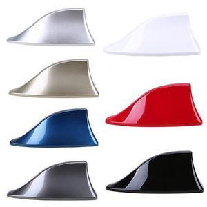 Antena Universal Aleta De Tiburon Auto 12 Colores Distintos