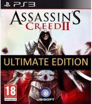 Assassins Creed 2 Ultimate Edition Ps3
