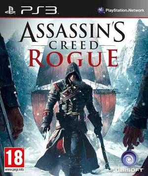 Assassins Creed Rogue Ps3.:ordex:.