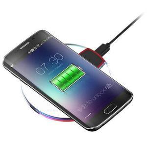 Base Para Carga Inalámbrica Iphone Galaxy Lg Carga Rapida