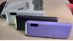 Bateria Externa Portatil 20000 Mah Lampara Envio Gratis