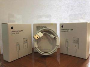 Cable 2m Usb Cargador Lightning Original Iphone 5 6 7 8 X