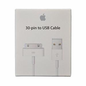 Cable Cargador Original Usb Apple Iphone 4 4s Ipad 2 30 Pin
