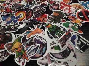 Calcomanías Stickers Etiquetas Con Tu Logo En Vinil De Pvc