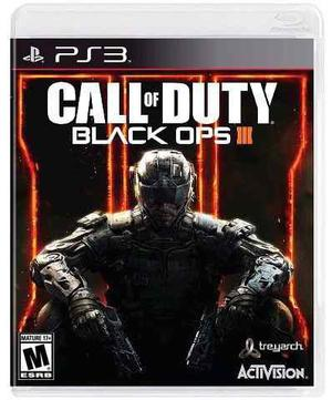 Call Of Duty Black Ops 3 M S I::.. Ps3 En Start Games