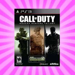 Call Of Duty: Modern Warfare Trilogy - Ps3 Dlgltai
