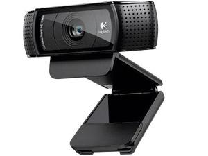 Camara Web Logitech C920 Usb Full Hd 1920x1080 960-000764