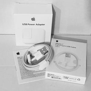 Cargador 12w Apple Ipad Mini Air Pro Iphone 5 / 6 / 7s 8 X