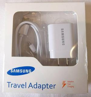 Cargador Carga Rapida Fast Charge Tipo Original Samsung