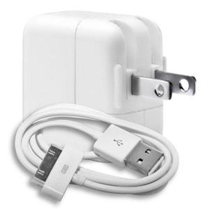 Cargador Ipad 2 + Cubo 2a + Cable 30 Pines Usb Eg