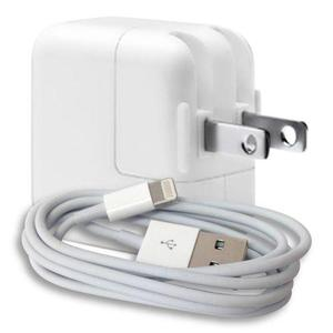 Cargador Ipad Air Ipad Mini Pro Cubo 2a + Cable Carga Usb Eg
