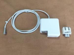 Cargador Magsafe 60 W + Adaptador De Corriente Macbook Pro
