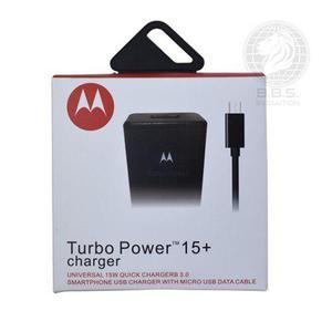 Cargador Motorola Tipo C No Turbo