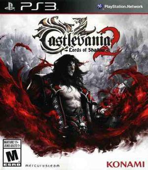Castlevania Lords Of Shadow 2 Playstation 3 Nuevo