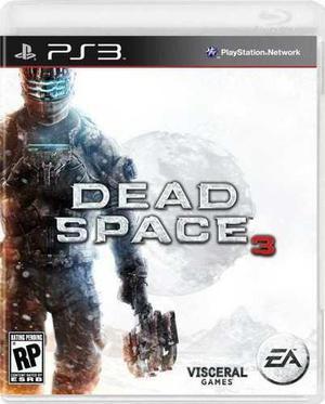 Dead Space 3 Ps3 Playstation Nuevo Sellado Juego Videojuego