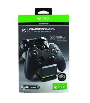 Dual Charge Station Cargador Controles Xbox One