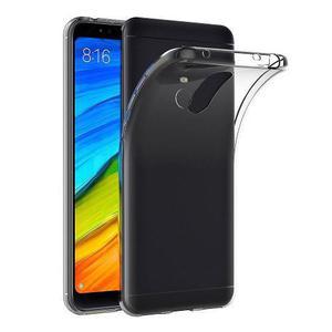 Funda Ultraslim Transparente Todos Los Xiaomi + Mica Cristal