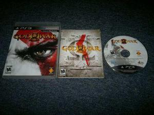 God Of War Iii Completo Para Play Station 3,checalo
