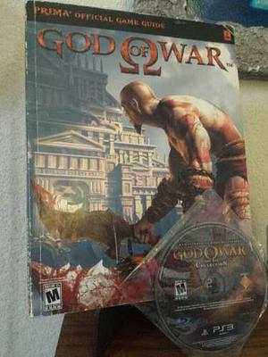 Guia God Of War + God Of War Collection Ps3 Limbogames