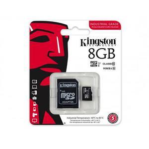 Kingston Memoria Flash 8gb Micro Sdhc Uhs-i P/te Sdcit/8gb