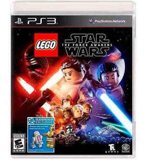Lego Star Wars The Force Awakens Ps3:: Virtual Zone