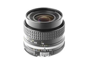 Lente Nikkor 35mm F 2.8 Ai Gran Angular Moderado
