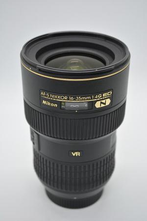 Lente Nikon Af-s Nikkor mm F/4g Ed Vr
