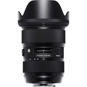 Lente Sigma mm F/2 Dg Hsm Art Sigma P/ Nikon