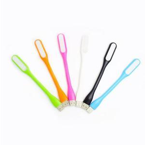 Lámpara Usb Led Flexible De Colores Portátil Celular