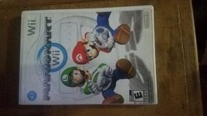 Mario Kart Nintendo Wii Juego Sin Rayones