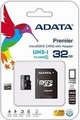 Memoria Micro Sd 32 Gb Clase 10