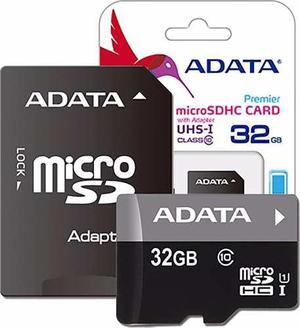 Micro Sd 32gb Adata Clase 10 Ultra Rapida Con Envio