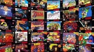 Paquete De Juegos Super Nintendo Snes Para Tu Pc Y Android!