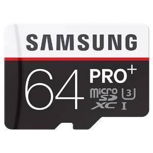 Samsung Pro Plus De 64 Gb Tarjeta De Memoria Microsdxc --- 9