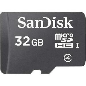 Sandisk Memoria Micro Sdhc 32gb Clase 4 Sin-adap E. Gratis