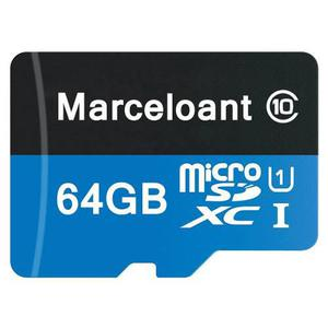 Tarjeta Tf 64gb Tarjetas De Memoria Micro Sd Marceloant C...