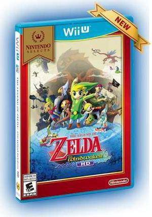 The Legend Of Zelda The Wind Waker Hd::. Para Wii U
