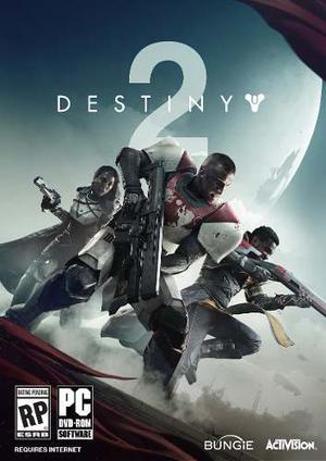 Videojuego Destiny 2 Standard Latam Edición Pc