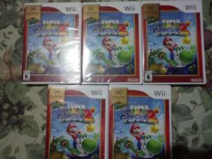 Videojuego Mario Galaxy 2 Para Wii Nuevo Y Sellado.