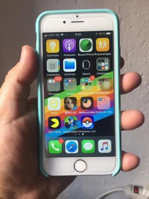 iPhone 6 de 64 GB con detalle