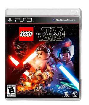 lego Star Wars The Force Awakens Para Ps3 En