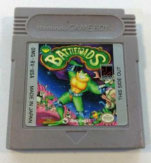 Battletoads Nintendo Game Boy Gb Suelto Retromex Tcvg