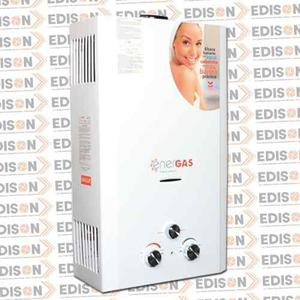 Boiler De Paso Gas Lp Enerheat 12 Lpm Dos Servicios