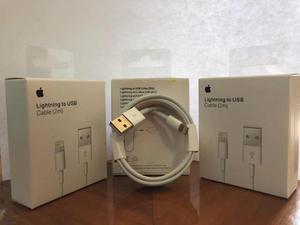 Cable 2m Usb Cargador Lightning Original Iphone  X
