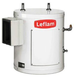 Calentador Eléctrico De Paso Leflam 5 Litros Por Minuto