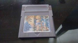Cartucho 64 En 1 Para Nintendo Game Boy
