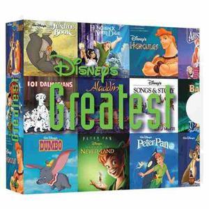 Cd - Disney Greatest Box Set