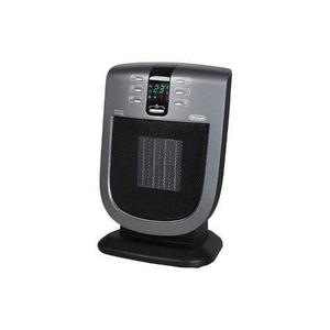 Delonghi - Safeheat Calentador De Cerámica - Gris