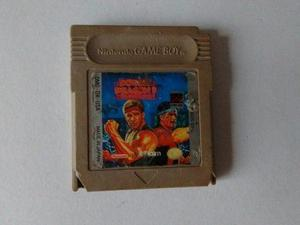 Double Dragon 3 Game Boy Gb C